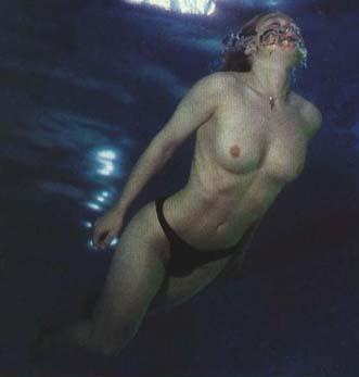 Naked Skinny Dipping