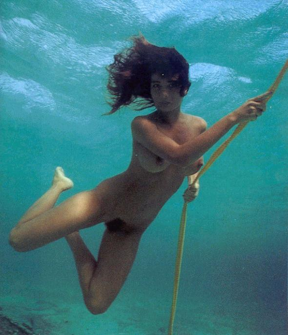 skinny dipping girls underwater Nude