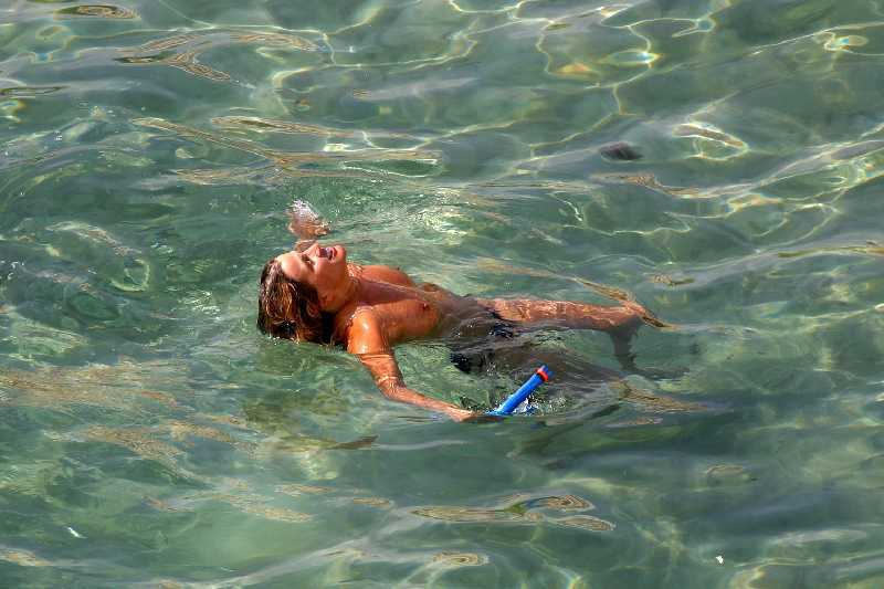 Skinny Dipping Beach
